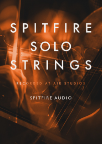 New Spitfire Solo Strings  新喷火独奏弦乐 KONTAKT