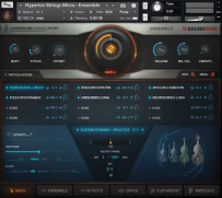 Soundiron HYPERION STRINGS MICRO 弦乐组合 KONTAKT