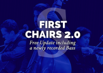 Berlin Strings EXP D First Chairs 2.0 首席弦乐 KONTAKT